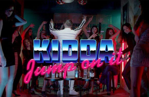 Jump on it – Kidda