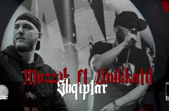 Shqiptar – Mozzik & Unikkatil
