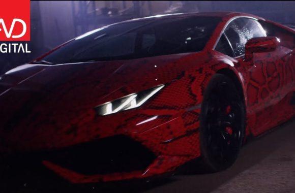 Lamborghini Hustle – Lumi B & Bardulla