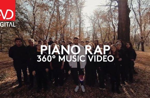 Piano Rap – Ledri Vula